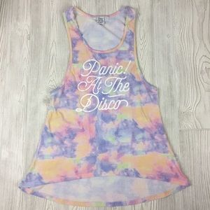 Panic at the Disco Tank Top Sz XL